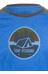 Prana Tent Pitch Club Raglan T-Shirt Men Classic Blue